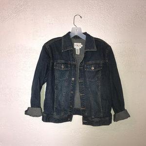 Calvin Klein Dark Blue Denium Jacket